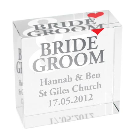 Bride & Groom Gift Idea's