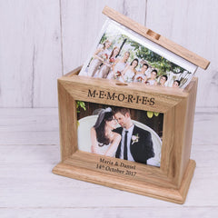 Wooden Photo Album's
