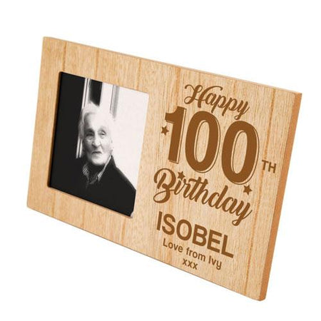 100th Birthday Gift Idea's