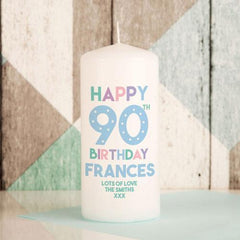 90th Birthday Gift Idea's
