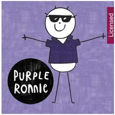 Purple Ronnie Personalised Gifts