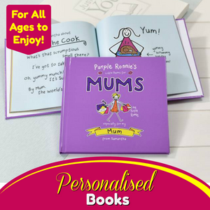 Personalised Books for Children & Adults