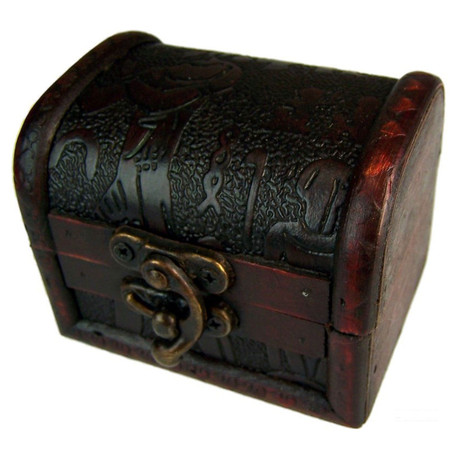 Med Colonial Boxes - Egypt Embossed, Pill Boxes by Low Cost Gifts