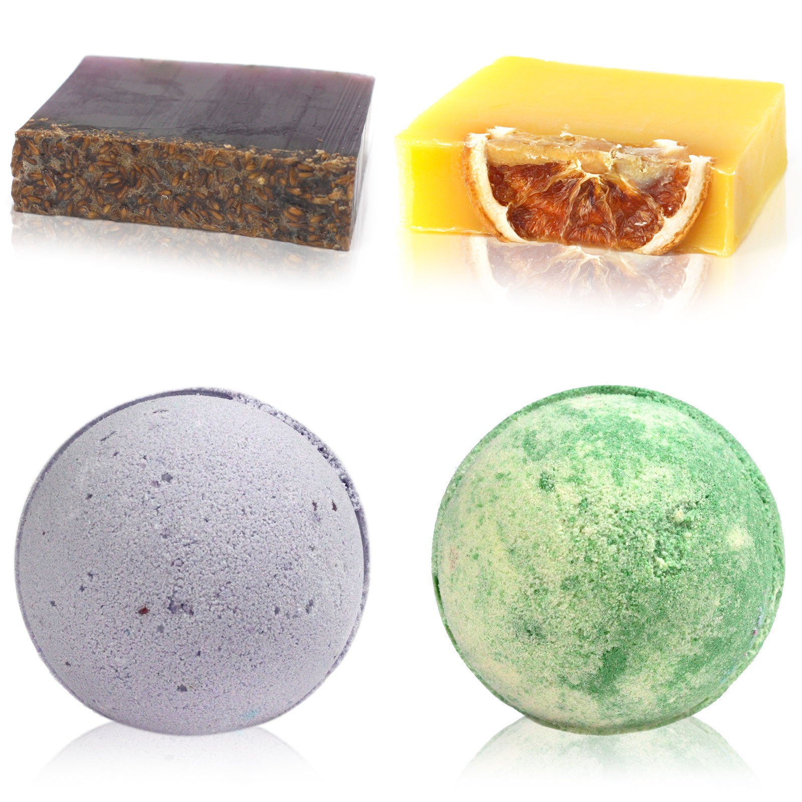 Soaps and Bath Bombs Set, Health & Beauty by Low Cost Gifts