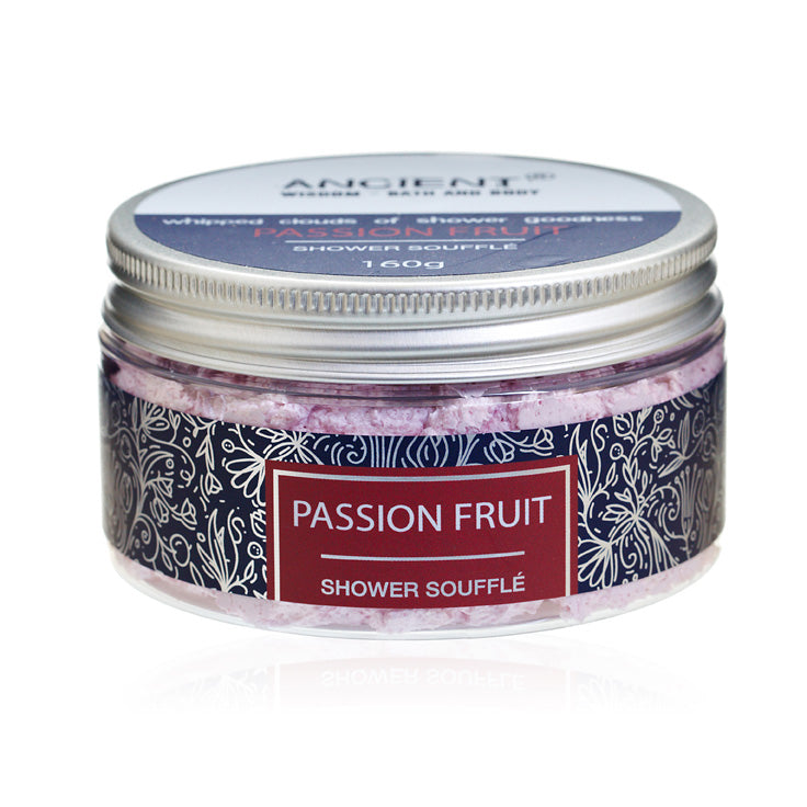 Shower Souffle 160g - Passion Fruit, Health & Beauty by Low Cost Gifts