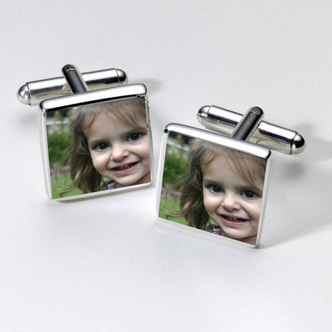 Photo Personalised Cufflinks