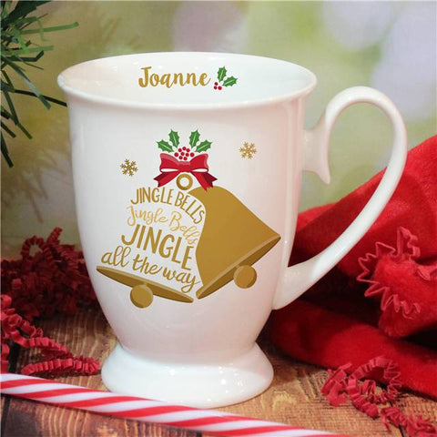 Jingle Bells Marquee Mug