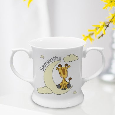 Sweet Dreams Giraffe Loving Cup | ShaneToddGifts.co.uk
