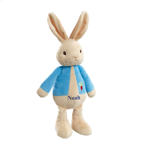 Personalised My 1st Peter Rabbit Plush