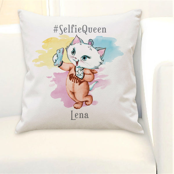 Nina Selfie Queen Cushion