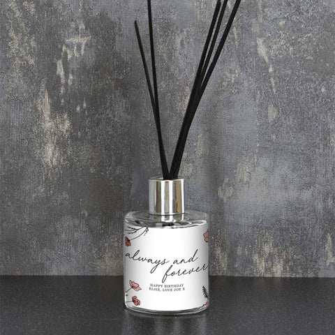 Always and Forever Reed Diffuser