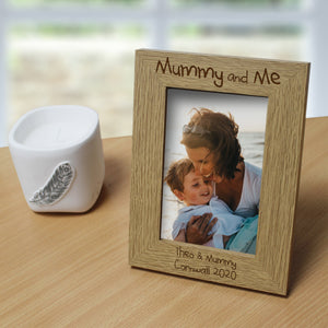 Name & Me Wooden 6x4 Frame