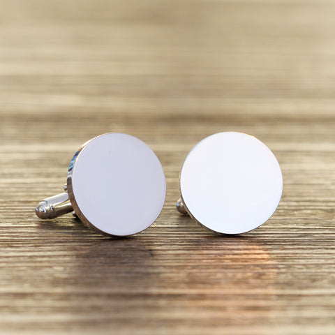 Hidden Message Cufflinks | Gifts24-7.co.uk