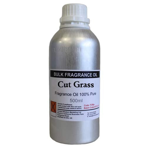 500ml (Pure) FO - Cut Grass, Home & Garden by Low Cost Gifts