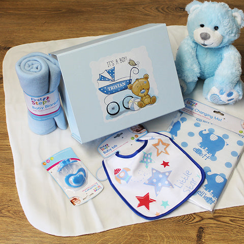 New Baby Gift Box For Boys