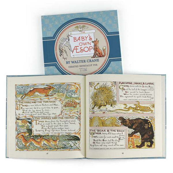 Personalised Aesop's Fables - From the Archive