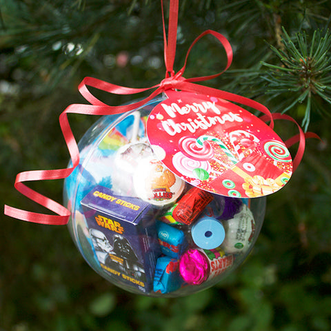 Christmas Sweetie Bauble | ShaneToddGifts.co.uk