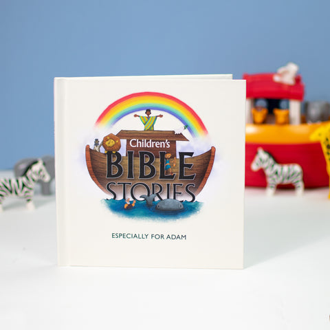 Personalised Children's Bible Stories