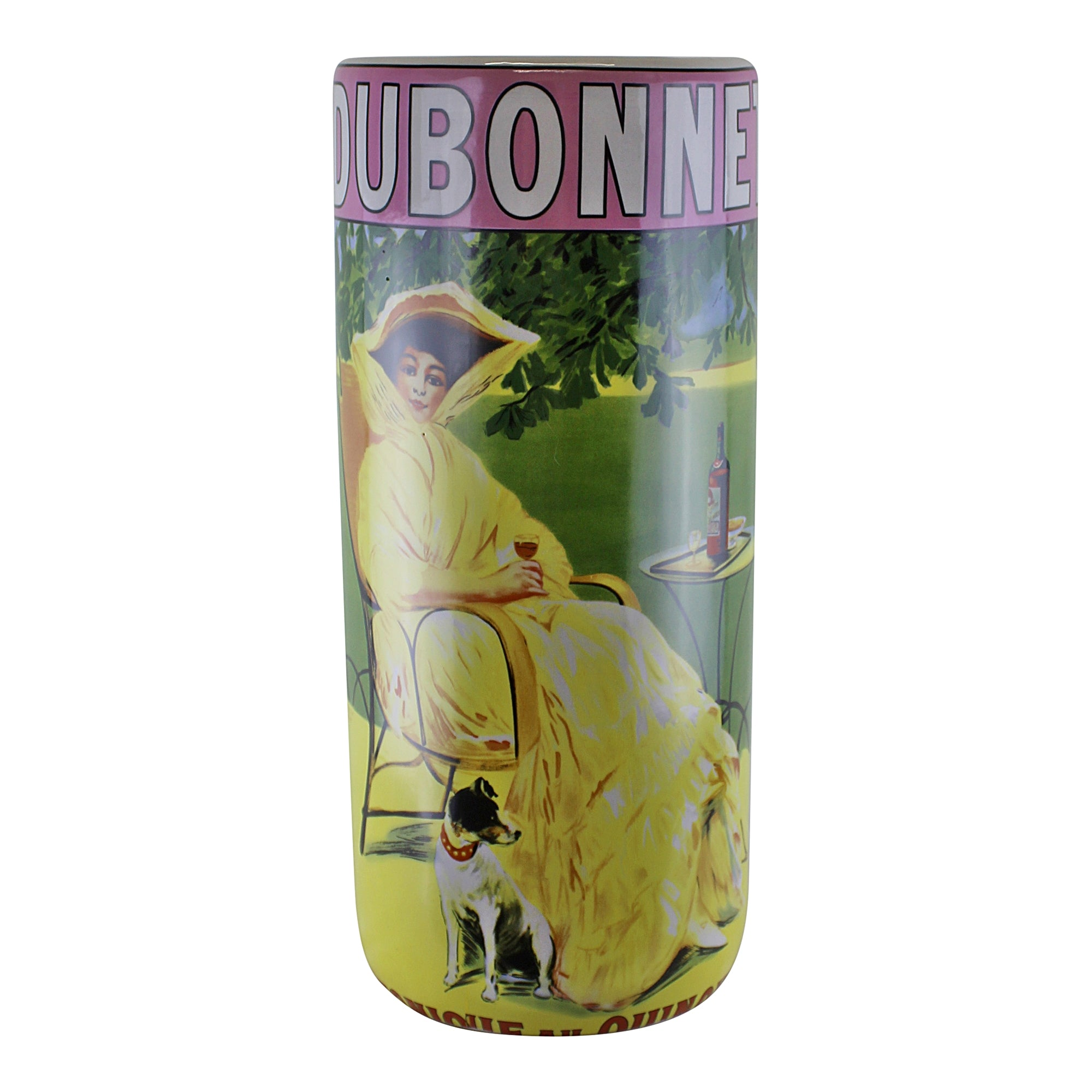 Umbrella Stand, Dubonnet Design With Free Vase, Parasols & Rain Umbrellas by Low Cost Gifts