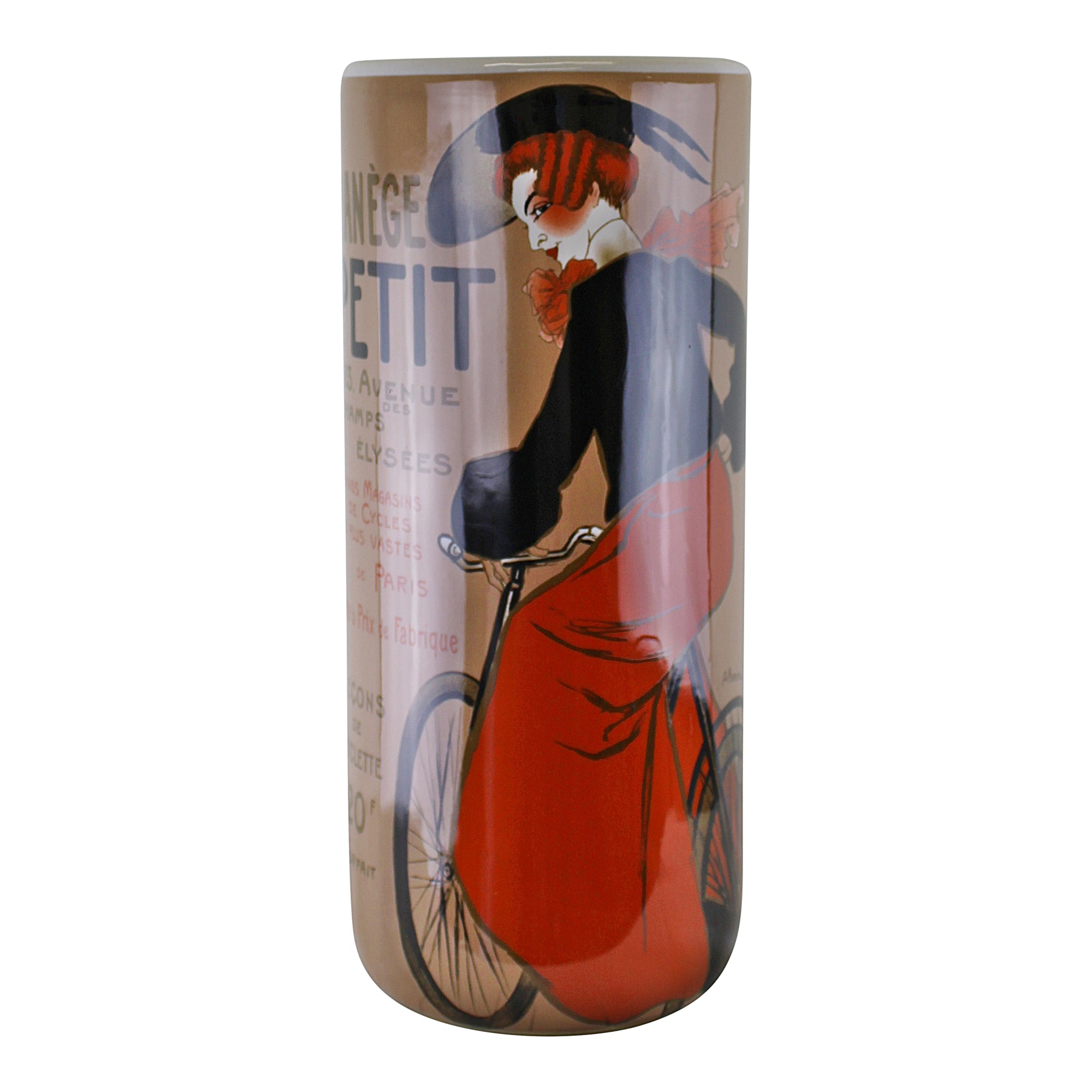 Umbrella Stand, Manege Petit Design With Free Vase, Parasols & Rain Umbrellas by Low Cost Gifts