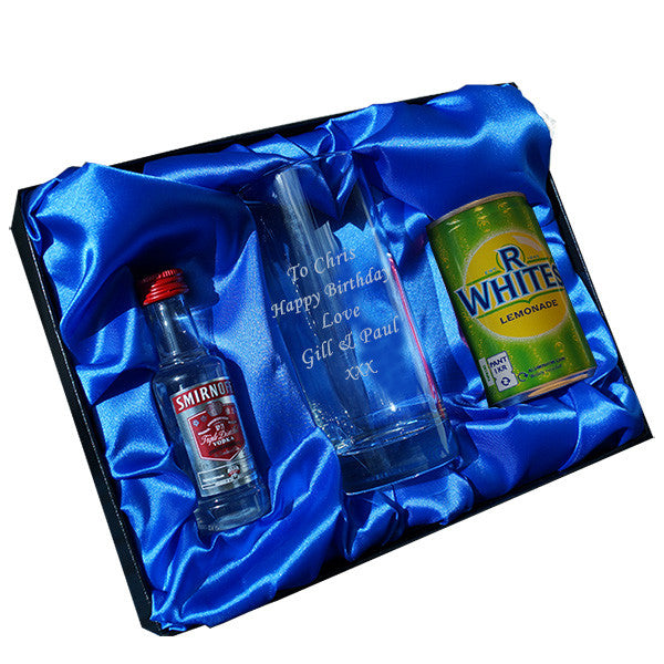 Vodka & Lemonade Hi-ball gift | Gifts24-7.co.uk