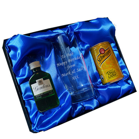 Gin & Tonic Hi-ball gift set | Gifts24-7.co.uk