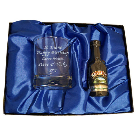 Baileys & Tumbler gift set | Gifts24-7.co.uk