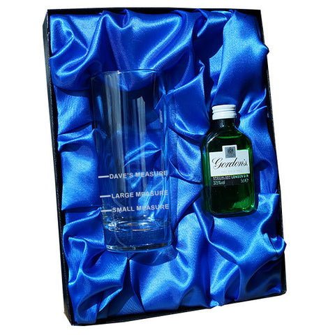Gin Measure gift set | Gifts24-7.co.uk