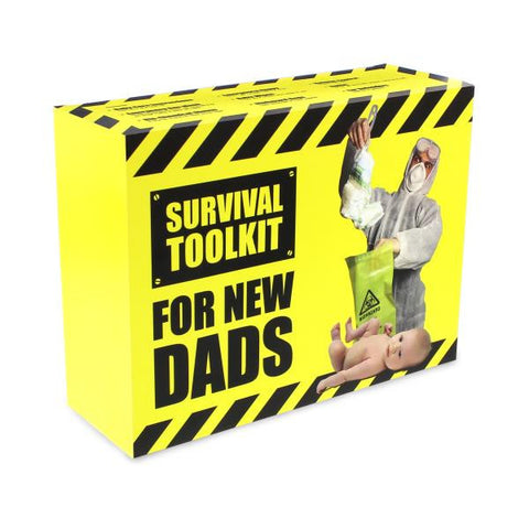 Survival Toolkit For New Dads - Shane Todd Gifts UK
