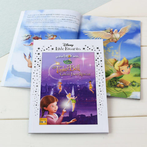 Personalised Disney Little Favourites Disney Fairies Book