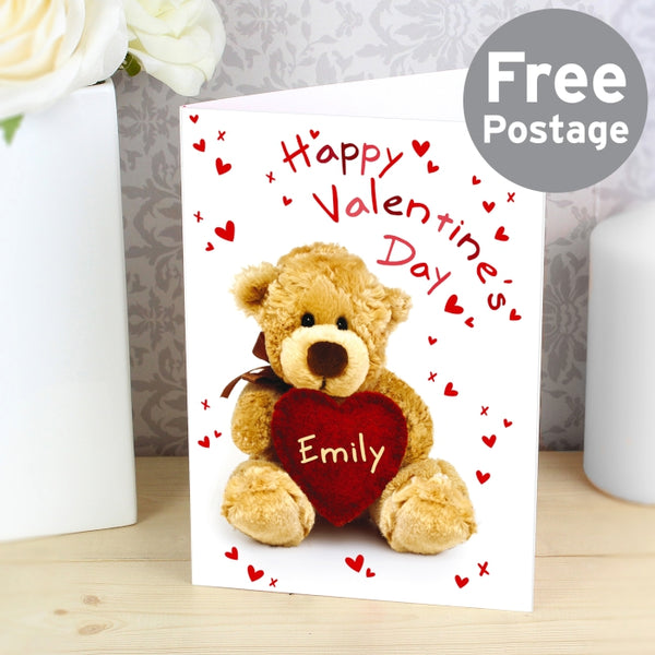 personalised-teddy-heart-card