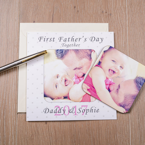Coaster Card - Photo Upload | Gifts24-7.co.uk