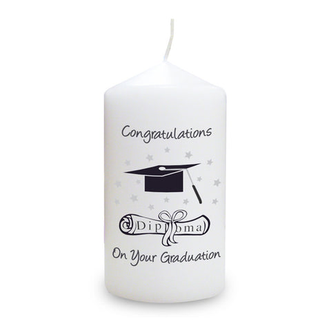 Buy Graduation Candle