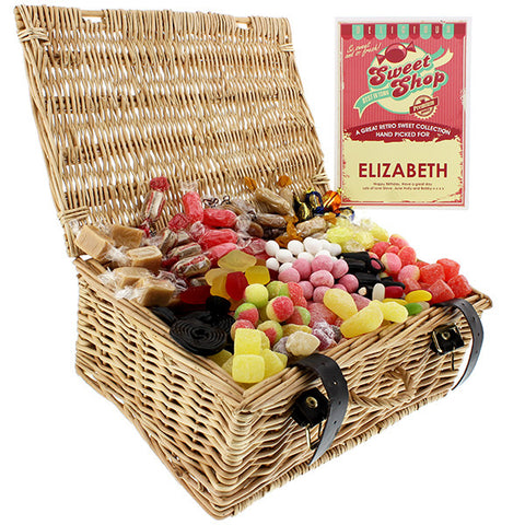Grandpas Old Fashioned Sweet Hamper - Shane Todd Gifts UK