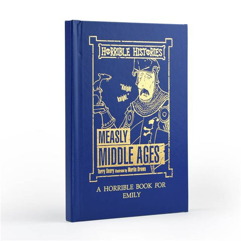 Horrible Histories Measly Middle-Ages | Gifts24-7.co.uk