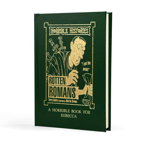 Horrible Histories Rotten Romans | Gifts24-7.co.uk