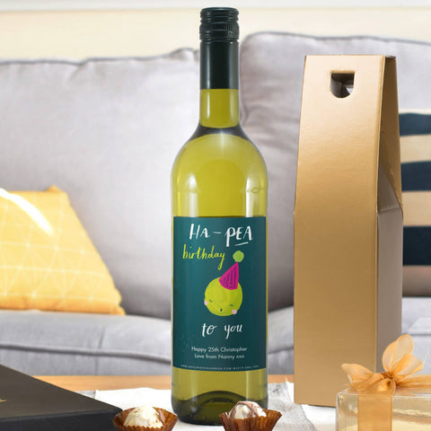 HotchPotch Ha-pea Birthday White Wine