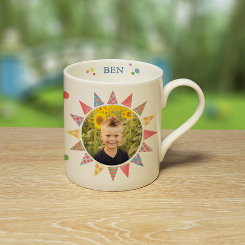Personalised Iggle Piggle Photo Mug