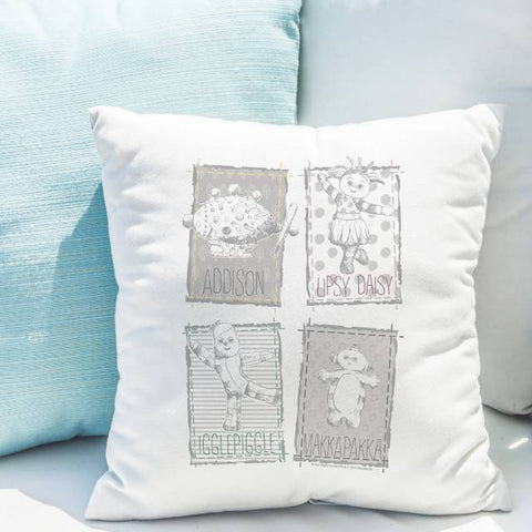In The Night Garden Magic Garden Cushion