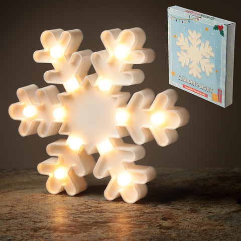 Decorative Christmas LED Light - Snowflake