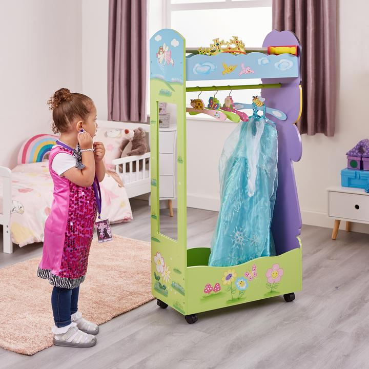 Fairy Dress Up Storage Centre, Furniture by Low Cost Gifts