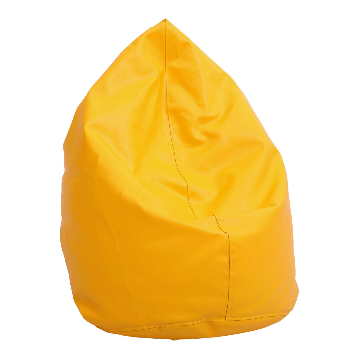 Children's Orange Bean Bag, Furniture by Low Cost Gifts