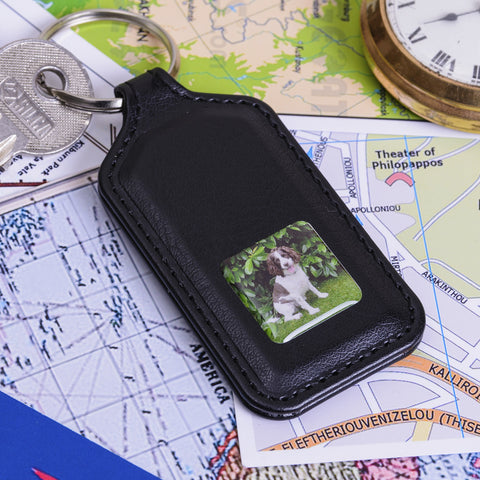 Key Ring - Photo - Shane Todd Gifts UK