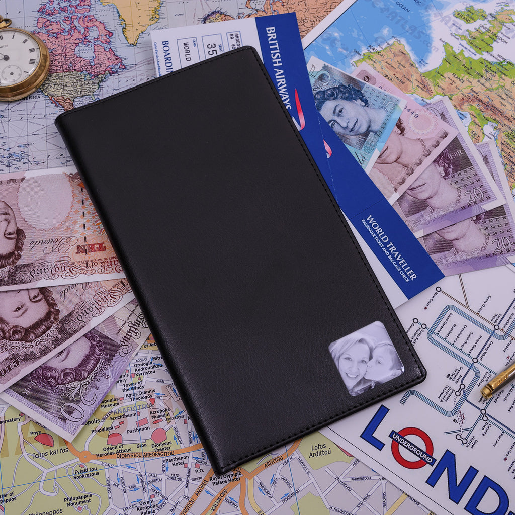 Travel Wallet - Photo | Gifts24-7.co.uk