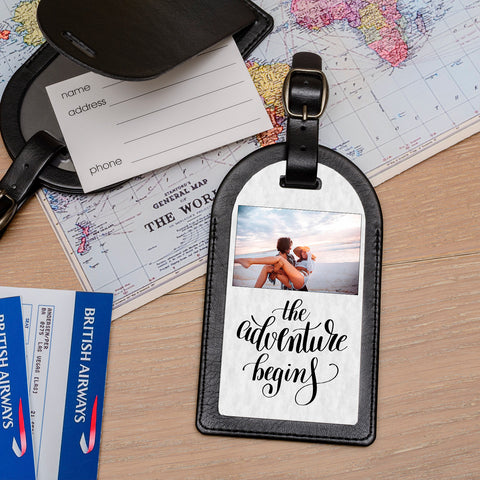 Luggage Tag - Photo