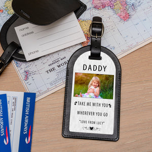 Luggage Tag - Take me with you