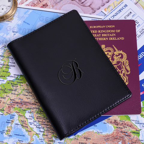 Personalised Passport Holder | Gifts24-7.co.uk