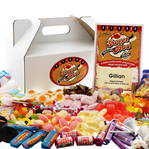 Retro Tuck Box - Large | ShaneToddGifts.co.uk
