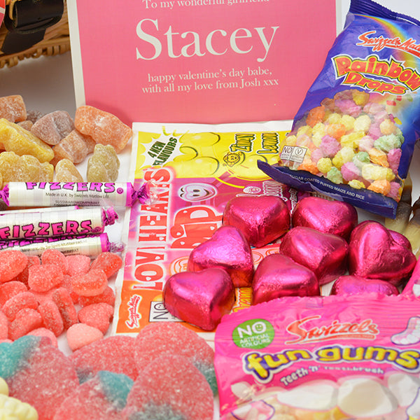 Love' Lolly May Sweet Hamper | ShaneToddGifts.co.uk