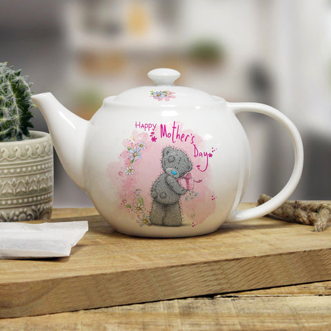 Personalised Gifts  Me To You Mother's Day Teapot